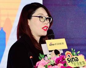 学而思国际国际班项目负责人 赵薇
