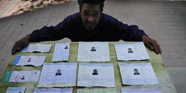 他的大学梦七旬考生迎人生第17次高考