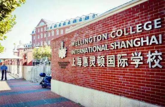 上海惠灵顿