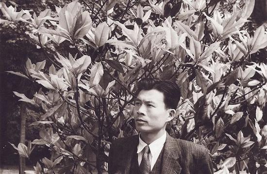 吴冠中(1919-2010)