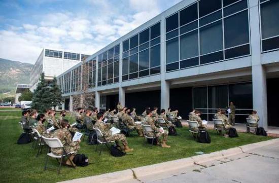 美国空军学院多名学员新冠检测阳性美军拒绝公开人数