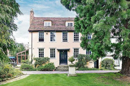 伦敦人做起了乡村梦 在乡下买大别墅成为新流行