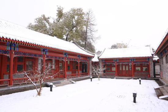 北京国际数学研究中心
