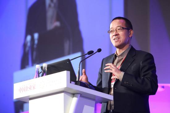 俞敏洪:創業的關鍵,技術、資本、政策、競爭