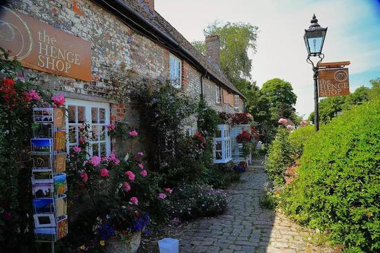 英国乡村小镇