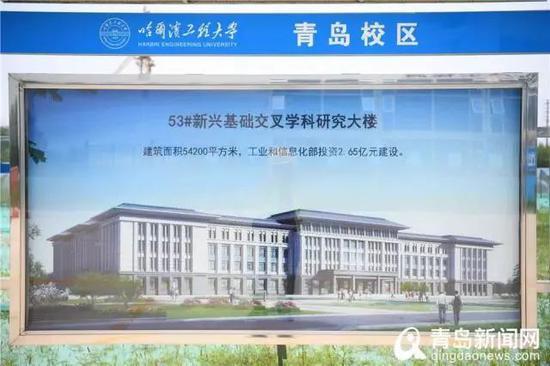53#新兴基础交叉学科研究大楼渲染图