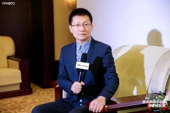 北京海淀凱文學校市場招生總監 常程光