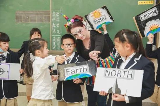 择校直通车:北京市第八十中学国际部向你发来邀请函