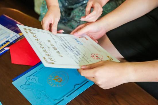 2021年北京首封本科录取通知书已寄出