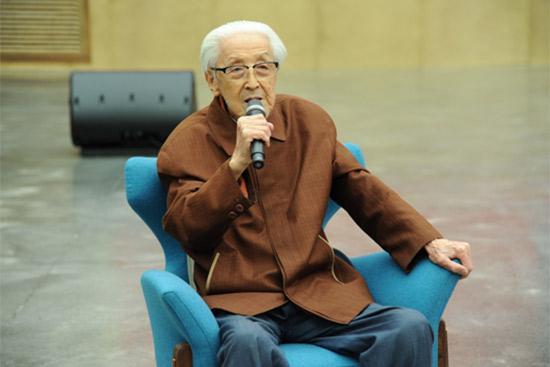 百岁高龄曹治安先生回顾华北国医学院的岁月