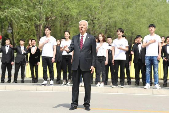 教师代表 刘维维