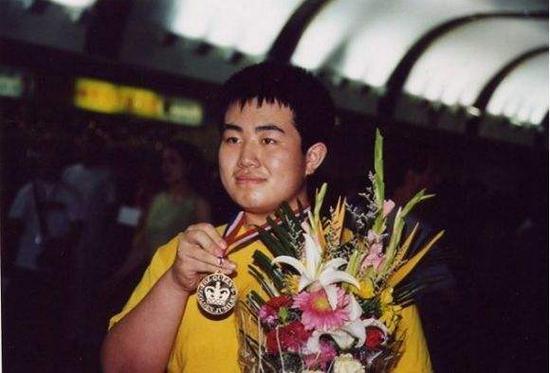 连续两届国际奥数满分金牌得主付云皓