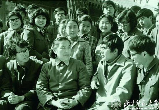 全国首批特级教师、北师大1943级数学系毕业生霍懋征