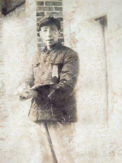 资料照片:叶连平早年照片