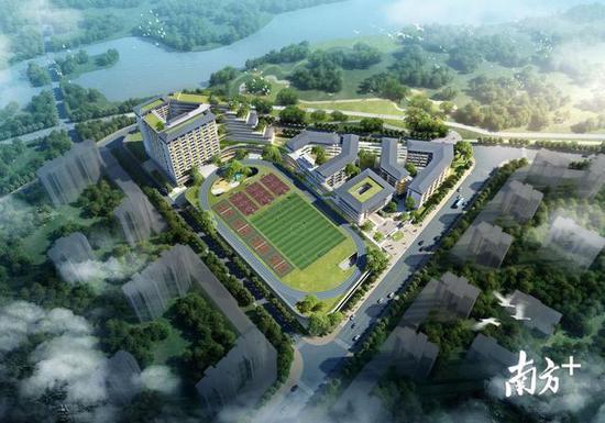 广东顺德将新增一所九年一贯制国有民办学校