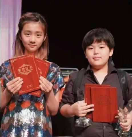 黃多多鋼琴比賽獲獎(圖片來源于網絡)