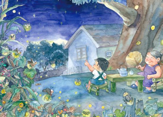 七十年间 我们有哪些经典的儿童文学作品?