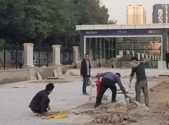 地铁站名引发华中科技大学简称争议