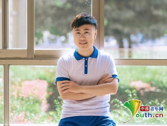 中南大学毕业生刘万。受访者供图