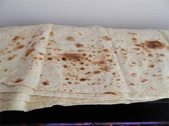 Barbari (great when is hot and fresh):