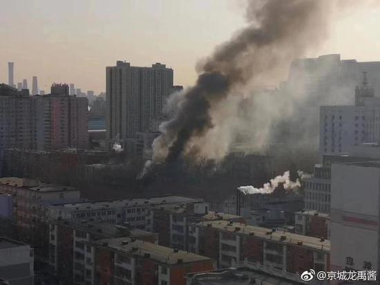 北京交通大学爆炸 教育 热图2