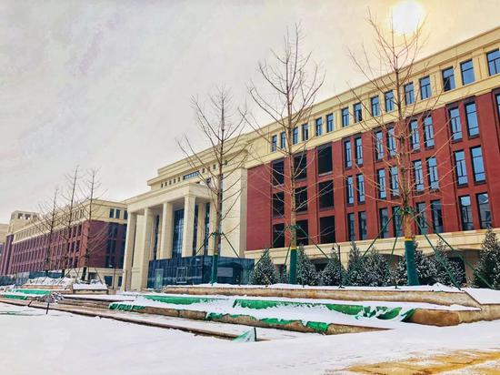 一下雪 西安交大就变成了仙交大(图)三峡大学考研