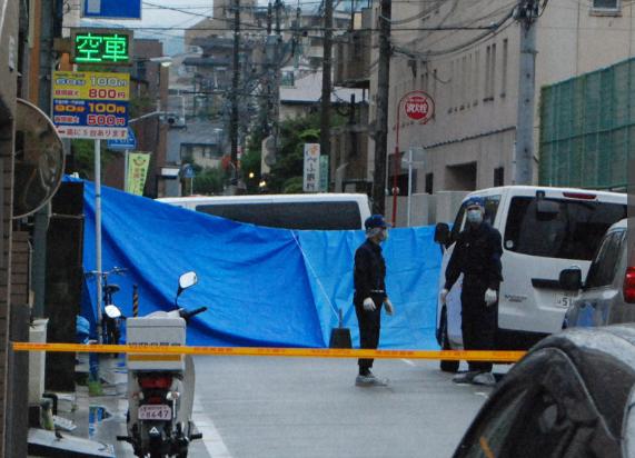 中国留学生在日本遭多刀刺死 嫌犯行凶后逃走 原因可能与男女关系问题有关