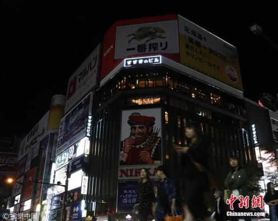资料图片:日本北海道札幌。图片来源:视觉中国