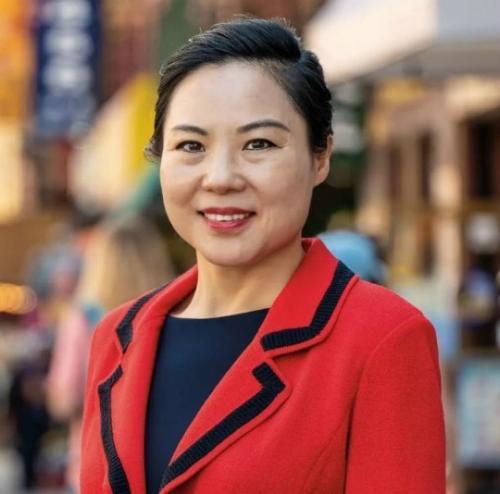 华裔法官李昌永。(图片来源:美国侨报网资料照片)
