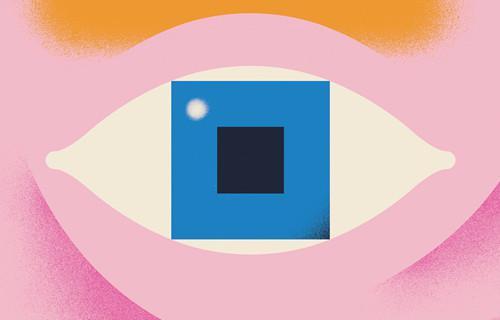 双语:研究显示黑暗中侧躺看手机可暂时性致盲