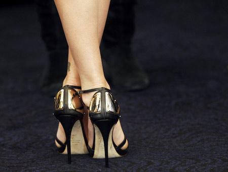 囧研究:鞋子透露主人性格