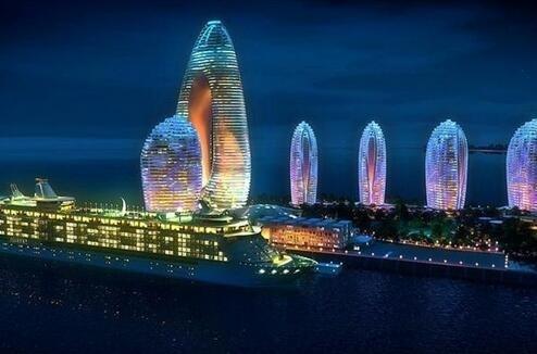 """三亚。瞄准国际旅游市场,争创国际旅游城市。三亚滨海风光优美独特,旅游资源得天独厚。随着亚太中国经济起飞,休闲旅游市场扩大。中央""""海南国际旅游岛战略规划的高定位,为三亚经济发展搭建了广阔的平台。"""