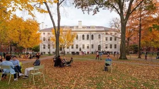 △美国哈佛大学校园(资料图)