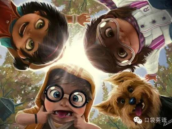 【教育】风靡美国孩子圈的十部经典动画(图)