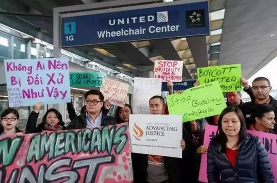 中国人为啥总被歧视?看美联航舆论就明白了