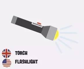 British-torch