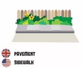 British-pavement