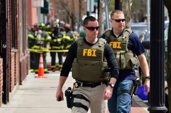 FBI,掌管着华盛顿钥匙