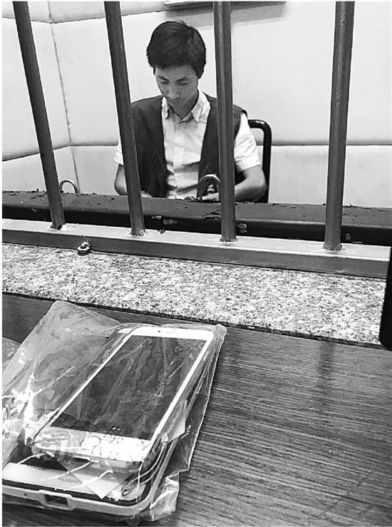 陈某被讯问。