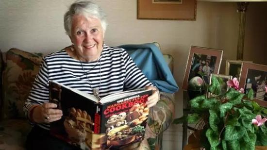 著名大厨玛格丽特•富尔顿。悉尼华人的中国文化博物馆计划
