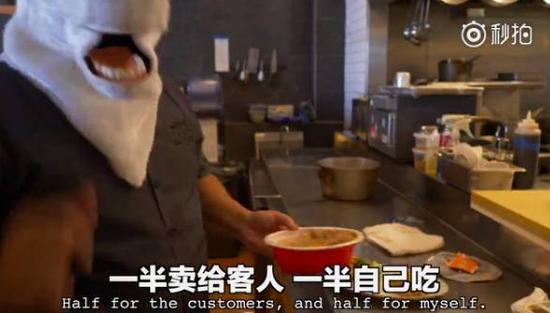 最后贴心的来个中国大,划掉,小馅饼