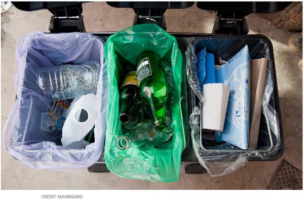 双语:智能垃圾桶将登陆英国 有望终结手动垃圾分类