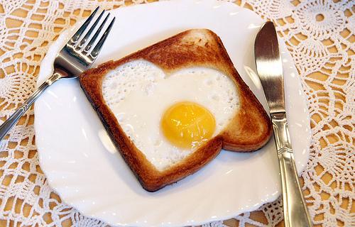 1.Eat a good breakfast