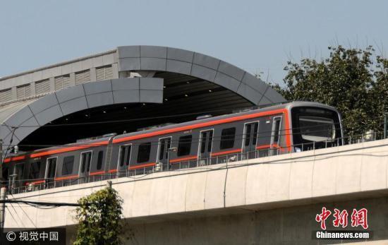 资料图:地铁。杜佳 摄      图片来源:视觉中国