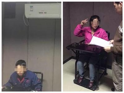 小金的父母已被警方刑拘。