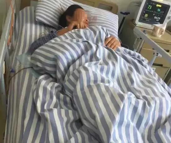 杨仁荣的母亲现卧病在床 资料图