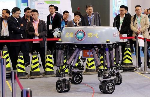 中国高中尝试引入AI教材 港媒:发展AI从娃娃抓起