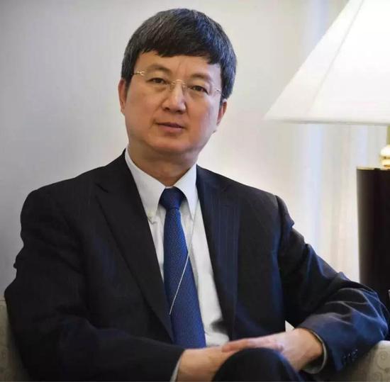 朱民 国际货币基金组织(IMF)全球副总裁朱民,IMF全球副总裁