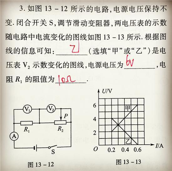类似这种中考物理题,只要采用以上方法,就可以瞬间解出答案。