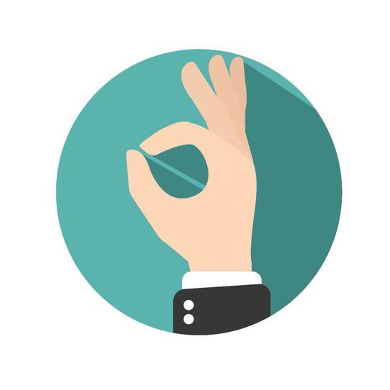 """在美国、英国、中国的文化中,这种手势意味着所有的东西都是妥妥的""""OK""""。"""